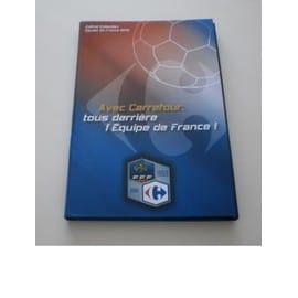 coffret collection magnet équipe de France 2010 carrefour - avec 23 magnets