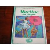 Martine Au Cirque de Delahaye Marlier