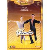 Samba - Dvd de Ballrom