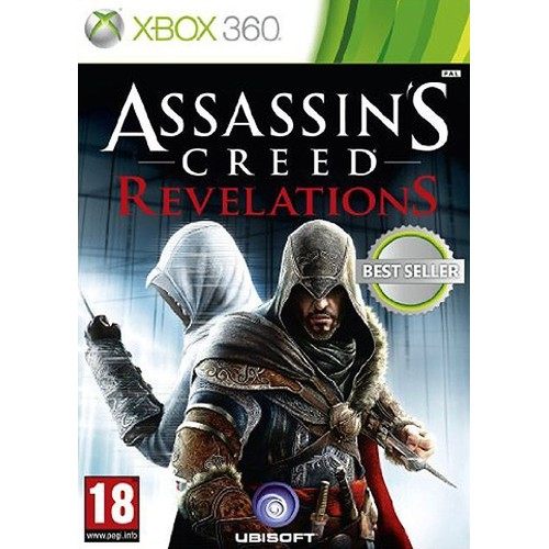Assassin's Creed Revelations - Gamme Classics - Xbox 360