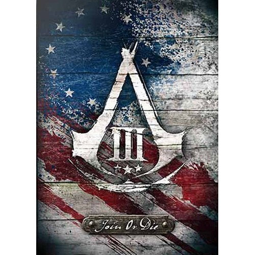 Assassin's Creed III Edition Join or Die - Bonus �dition - PlayStation 3