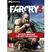 Far Cry 3 - The Lost Expeditions - Edition Sp�ciale