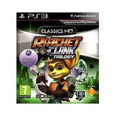 The Ratchet & Clank - Trilogy Classic Hd Collection