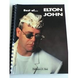 Elton jOHN anthologie
