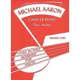 AAron : cours de piano pour adultes vol 1