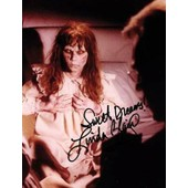 Linda Blair - L'exorciste - Photo Dedicacee