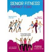 Senior Fitness : Coffret 3 Dvd - Pack de Catherine Derenne