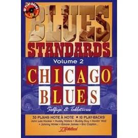 BLUES STANDARDS VOL.2 CHICAGO BLUES + CD TAB