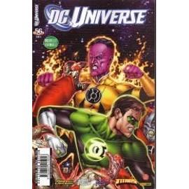 Dc Universe N� 56 : Pass� Et Pr�sages
