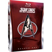 Star Trek - La Nouvelle G�n�ration - Saison 1 - Blu-Ray de Corey Allen