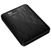 WESTERN DIGITAL DISQUE DUR EXTERNE PORTABLE MY PASSPORT 500 GO - NOIR