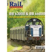 Rail Passion Hors-S�rie N� 15 : Bb 63000 & Bb 660000