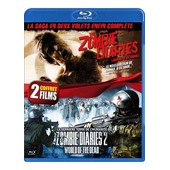 The Zombie Diaries + Zombie Diaries 2 : World Of The Dead - Pack - Blu-Ray de Kevin Gates