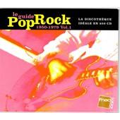 Le Guide Pop Rock 1950-1979 Vol 1 de collectif