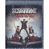 Scorpions Live In 3d de Scorpions