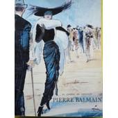 40 Ann�es De Cr�ation Pierre Balmain de mus�e de la mode et du costume palais Galliera