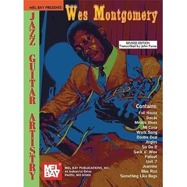Wes Montgomery Jazz Guitar Artistry