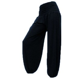 Bas Sarouel Pantacourt Pantalon Fluide Extensible Femme Tu T 34 36 38 40 42 Neuf