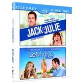 Jack Et Julie + Le Mytho (Just Go With It) - Pack - Blu-Ray de Dennis Dugan