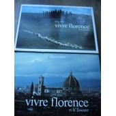 Vivre Florence Et La Toscane de Collectif