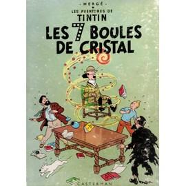 Les Aventures De Tintin Et Les 7 Boules De Cristal 15