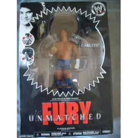Figurine Catch Carlito Fury Un Matched