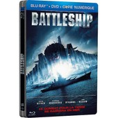 Battleship - Combo Blu-Ray+ Dvd - �dition Bo�tier Steelbook de Peter Berg