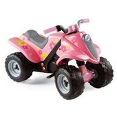 Smoby - Plein Air - Racing Quad Fille