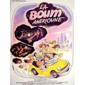 La Boum Americaine - Affiche -- 160 Par 120 Cm - 264