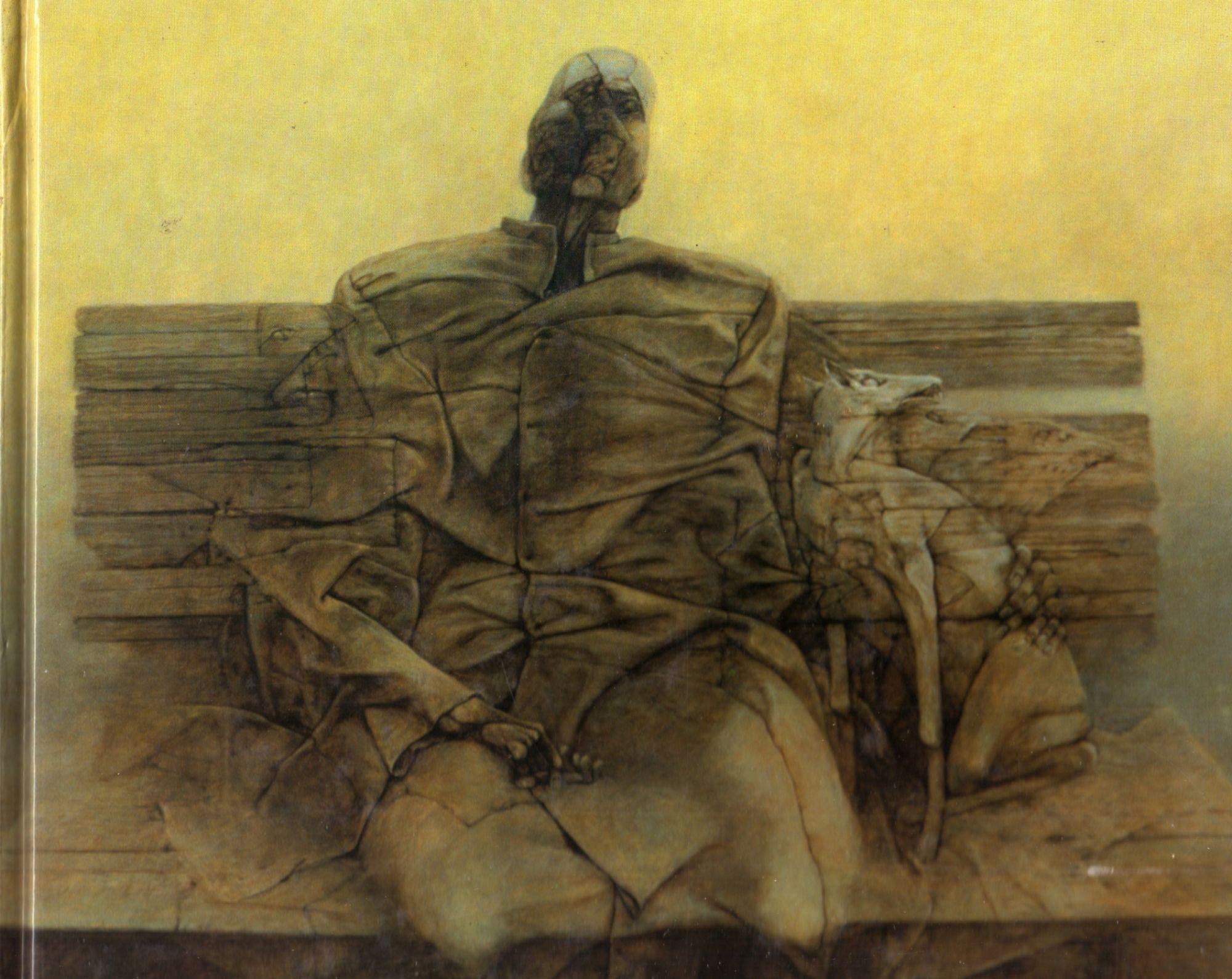Beksinski - Peintures