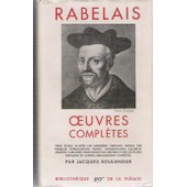 Oeuvres Completes de RABELAIS