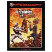 A Paladin In Hell de Monte Cook