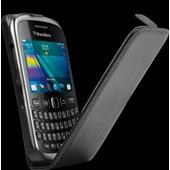 Etui Coque Noir Pour Blackberry Curve 9320