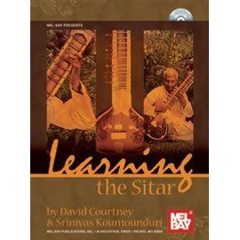 Learning the Sitar + CD