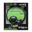 Micro Casque Filaire Gaming Pour Xbox 360 Bigben Hs01