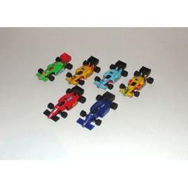 Formule 1 Lot De 6 Majorettes