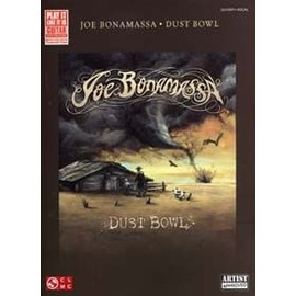 BONAMASSA JOE DUST BOWL TAB