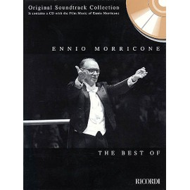 MORRICONE ENNIO BEST OF PIANO CD
