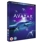 Avatar Blu-Ray Boxset Import Uk de James Cameron
