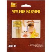 Carte Cadeau Fnac Myl�ne Farmer Best Of 2001-2011