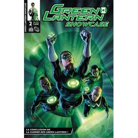 Green Lantern Showcase N� 2 : La Conclusion De