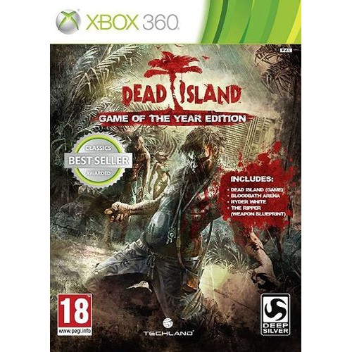 Dead Island - Edition Game Of The Year - Xbox 360