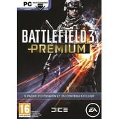 Battlefield 3 - Premium + Carte Pr�pay�e