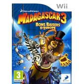 Madagascar 3 - Bons Baisers D'europe
