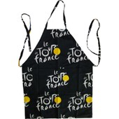 Tablier De Cuisine - Collection Officielle - Le Tour De France Cyclisme - Maillot Jaune Vert Blanc � Pois - Velo