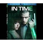 In Time Blue Ray ,Dvd,Digital Copy de Andrew Niccol