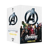 Marvel's Avengers - Int�grale 6 Films - Pack de Jon Favreau