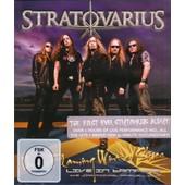 Stratovarius Under Flaming Winter Skies - Live In Tampe - Blu-Ray de Stratovarius