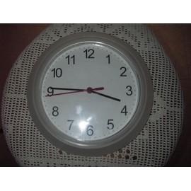 Horloge ikea achat vente neuf d 39 occasion for Ikea horloge