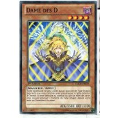Dame Des D (Lady Of D.) - Yu-Gi-Oh!